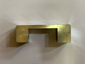 New Electroplate U-BLOCK connect to Handle for Concrete Mixer