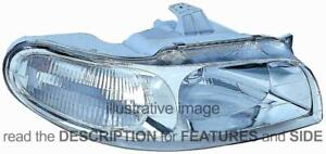 LHD Headlight Chevrolet Daewoo Nubira 1997-1999 Right Side 96190591