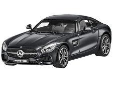 NOREV 2015 Mercedes Benz AMG GTS (C190) Magnetite Black 1:43 DEALER EDITION*New!