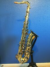 Vito Tenor Saxophone - Used - Plays