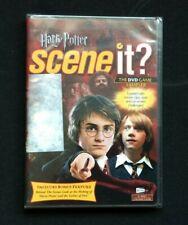 Mattel Harry Potter Scene It? The DVD Game Sampler : Brand New