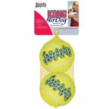 KONG Air Squeaker Tennis Balls Dog Puppy Fetch Ball Toy - 4 Size Dog Toy