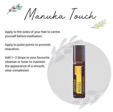 DOTERRA Manuka TOUCH 10ml LATEST AUSTRALIAN RELEASE 2018 ! Convention