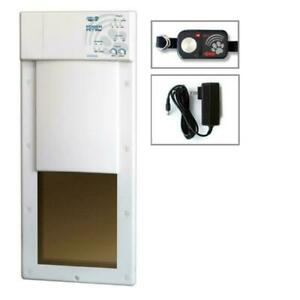 High Tech Pet Standard Power Pet Locking Flap Door
