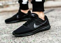 Nike Downshifter 7 Mens Running Casual Trainers Shoes Breathable Smart Black