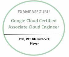 Google Cloud Certified Associate Cloud Engineer Exam VCE,PDF - OCTOBER 179Q