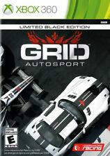 GRID Autosport Black Edition Xbox 360 New Xbox 360, Xbox 360