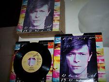 "DAVID BOWIE USA DJ 7"" 45 FASHION on RCA 12134, 1980 promo, mono/stereo Mint"