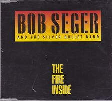 Bob Seger-The Fire Inside cd maxi single