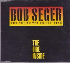 Bob Seger-The Fire Inside cd maxi single