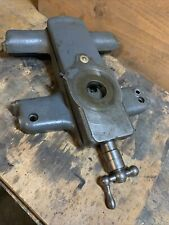 South Bend Metal Lathe 9 Carriage Saddle Cross Slide Assembly