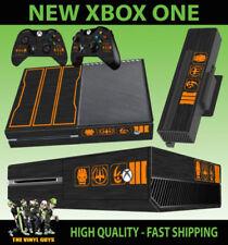 Placas frontales y etiquetas de vinilo Microsoft Xbox One para consolas y videojuegos Consola