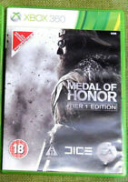 Medal of Honor: Tier 1 Edition (Microsoft Xbox 360, PAL, Complete)