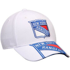 New York Rangers Reebok NHL Face-Off Draft Flex Men s Fitted Cap Hat - Size 61c39e0ce