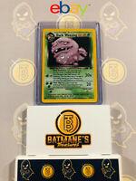 Dark Weezing 14/82 NM/M MINT Team Rocket Rare Holo Pokemon Card