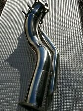 Toyota Chaser JZX100 turbo dump front screamer pipe