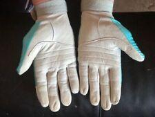 """Deep Sea"" Scuba Gloves Med-Lg Made in Korea wrist Straps"