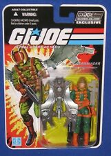"GI Joe General Hawk 4"" Action Figure 2018 Club Exclusive FSS 7 Subscription MOC"