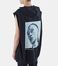 RAF SIMONS oversize hoodie isolated heroes Gwen print sweatshirt hoody XL NEW