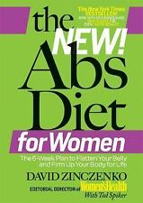 The New Abs Diet For Women: The Six-Week Plan To Flatten Your Stomach And Kee...