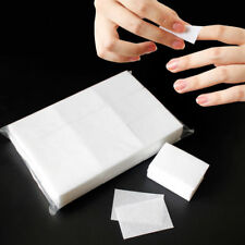 900pcs Nail Art Tips Manicure Polish Remover Clean Wipes Cotton Lint Pads Paper