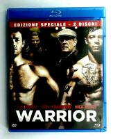 Warrior FILM Blu Ray Tom Hardy Joel Edgerton Nick Nolte Edizione Speciale 2 disc