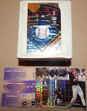 1995 DONRUSS LEAF BASEBALL SET & CHECKLISTS -1*203 PSA READY ROOKIE & STAR CARDS