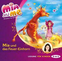 ISABELLA MOHN - MIA AND ME-TEIL 7: MIA UND D  CD NEW