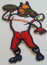 """Denver Broncos Alternate AFL Logo~Embroidered PATCH~3 1/2"""" x 2 7/8""""~Ships FREE"""