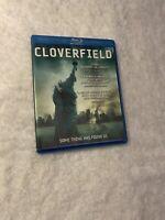 Cloverfield (Blu-ray Disc, 2008)