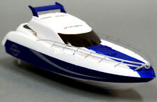 Remote Control RC Micro POWER YACHT SPEED BOAT MINI RC  Boat - 2.4GHZ BLUE