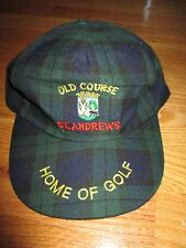 Scotland ST ANDREWS Home of Golf (Adjustable Snap Back) Cap w/ Tags