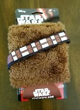 Star Wars Chewbacca Furry Can Cooler Holder Brown