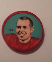 Nally's Chips (1963) - CFL Picture Discs - Earl Lunsford - #125 of 150 -- Rare