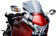 PUIG RACING SCREEN SMOKE VFR1200 Fits: Honda VFR1200F,VFR1200F DCT