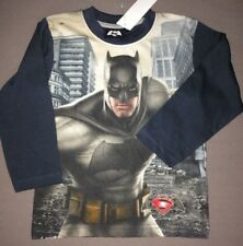 haut /  tee-shirt manches longues BATMAN taille 7 ans