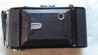 Vintage ZEISS IKON Nettar Folding Camera 515/2 Germany/original leather case.