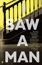 I Saw A Man, Sheers, Owen | Hardcover Book | Good | 9780571317721
