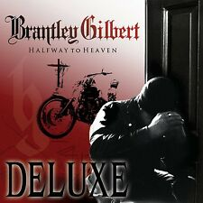 BRANTLEY GILBERT : HALFWAY TO HEAVEN (Deluxe Edition)  (CD) Sealed