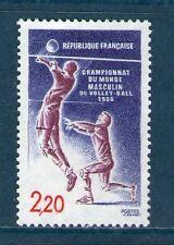 TIMBRE N° 2420 NEUF XX LUXE - CHAMPIONNAT DU MONDE DE VOLLEY-BALL