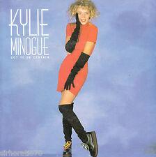 KYLIE MINOGUE Got To Be Certain / Instrumental Version OZ 45
