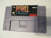 Pitfall: The Mayan Adventure (Super Nintendo Entertainment System, 1994) Tested