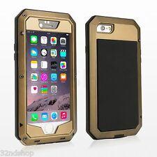 NEW iPhone 6 (4.7) Extreme Heavy Duty Shock Proof Protective Aluminium Case