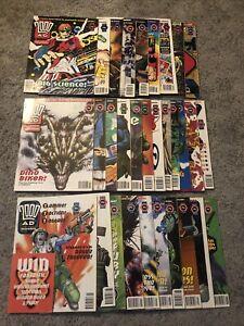 31 x 2000AD 1994 JUDGE DREDD Magazine JOB LOT BUNDLE See Description For Issues