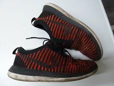 Nike Roshe Run 2 two Gr. 42 / US 8,5 / 26,5 cm Nike # 844833-006 black red