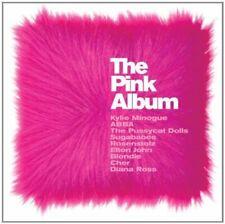 Pink Album (2006, Polystar) + 2CD + Kylie Minogue, Pussycat Dolls, Sugababes,...
