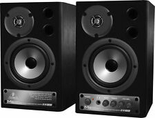Behringer MS20 mint Active Speakers Amplified Stereo Near Field 2-Way Monitors