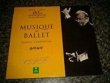 Musique de Ballet - William Christie 20th Anniversary CD Erato