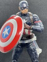 🔥Hasbro Marvel Legends Avengers Civil War Captain America Action Figure MINT