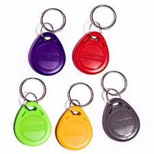 Lot de 5 badges pour claviers Diagral DIAG45ACK, DIAG44ACK, TF310 et TF410